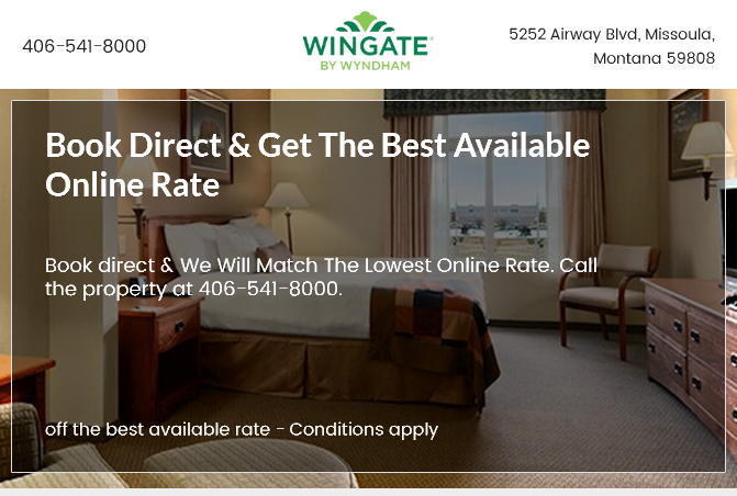 Book Direct & Get The Best Available Online Rate