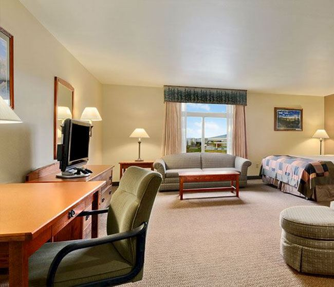 Relax in Wingate by Wyndham Missoula Airport